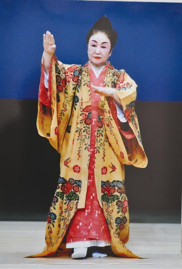八重山舞踊